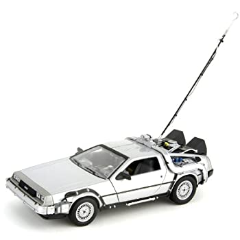 Back To The Future - 1/24 Scale Diecast: Delorean