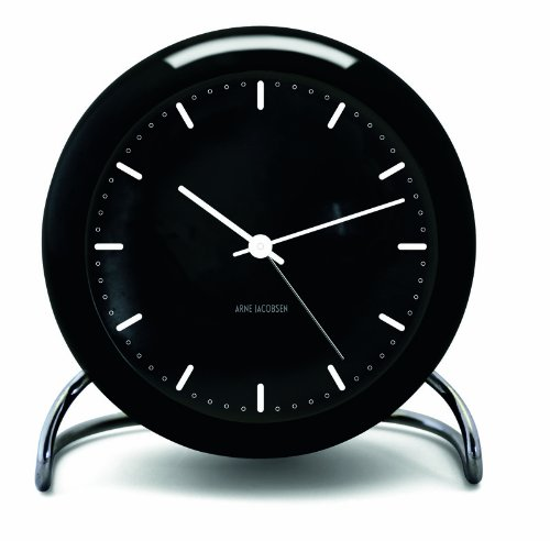 Rosendahl - AJ Table Clock City Hall - Arne Jacobsen - Design - Uhr