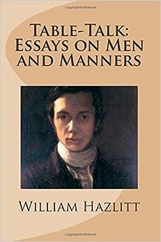 William Hazlitt (1778-1830)