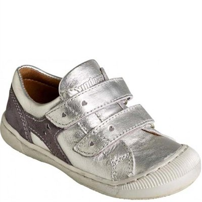 Bundgaard Kids Grace Shoe Silver 23