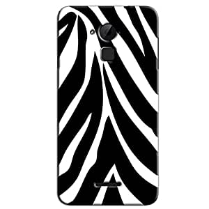 ZEBRA BACK COVER FOR COOLPAD NOTE 3
