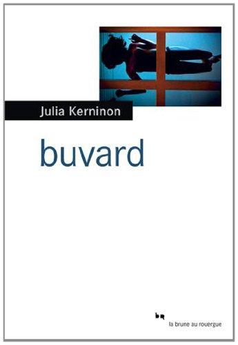 Buvard de Julia Kerninon 41wH%2Bgd0QJL._