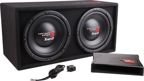 Cerwin Vega Hedbk212 12-Inch Subwoofer Enclosure Kit