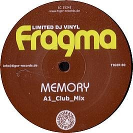 Fragma - Memory (Club Mix) - Zortam Music