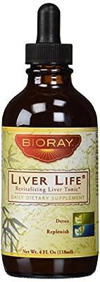 Bioray Liver Life (Revitalizing Liver Tonic) - 4 Oz (118 Ml)