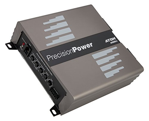 Precision Power A900.1 900W Atom Series Monoblock Class D Car Amplifier (Omega D Power Supply compare prices)