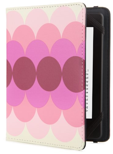 Jonathan Adler Circles Cover - Pink (Fits Kindle Paperwhite, Kindle & Kindle Touch)