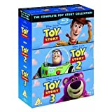 Toy Story Trilogy BD Magical Gifts Ret [Blu-ray] [Region Free]