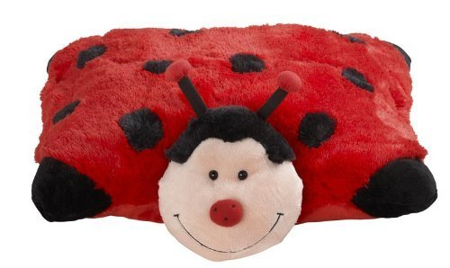 pillow pets lady bug 18 inch