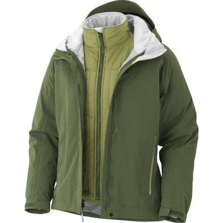 Marmot Intervale Component Jacket - Women's