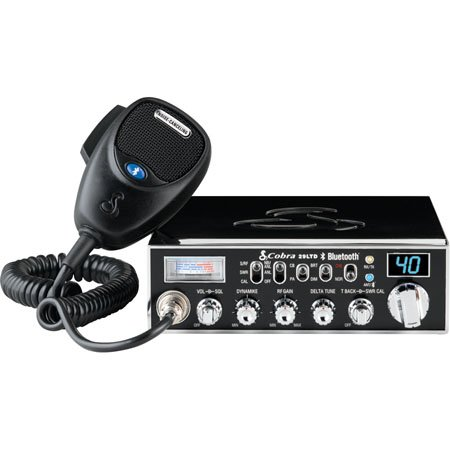 Cb Radio W/Bluetooth Wireless Capability