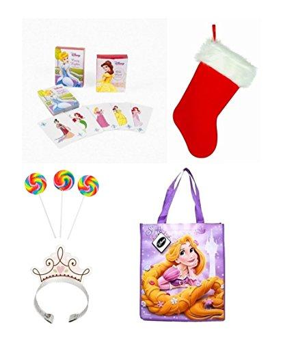 Disney Princess Tangled Christmas Stocking Stuffer Bundle