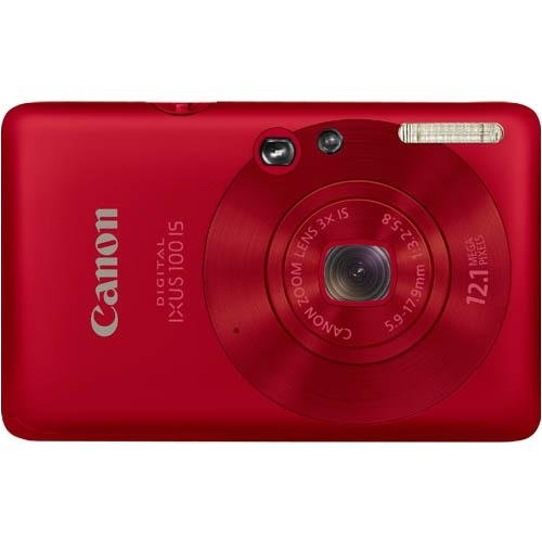 Canon Digital IXUS 100 IS - Digital camera