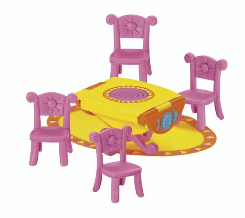 Fisher-Price Dora the Explorer-Dora Magical Welcome House-Dining Room (Fisher Price Dora House compare prices)