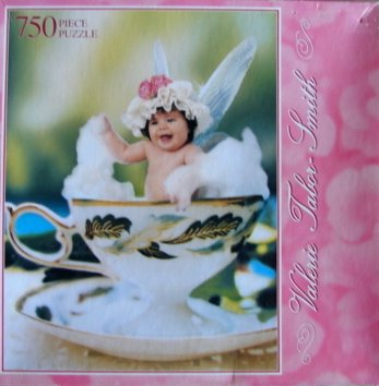750pc. Bubble Bath Fairy Jigsaw Puzzle