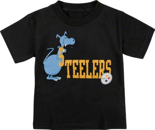 Pittsburgh Steelers Infant Snack Monster T-Shirt