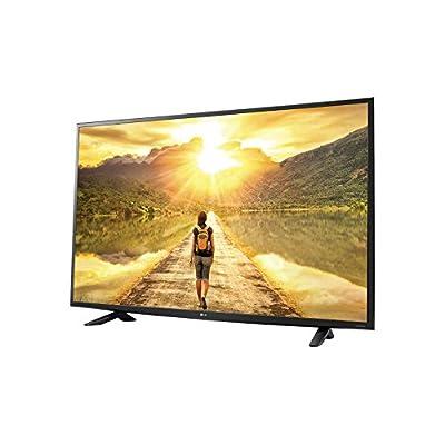 LG 49UF640T 124 cm (49 inches) 4K Ultra HD LED 3D Smart TV (Black)
