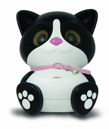 Electric Friends Ki Ki The Cat Speaker Docking Station For Ipod And Iphone