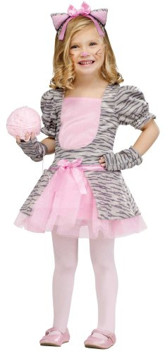 Grey Kitten Cat Animal Halloween Costume WB