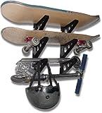 Skateboard Rack - 3 Boards - StoreYourBoard