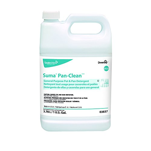 diversey-suma-03837-pan-clean-general-purpose-pot-and-pan-detergent-4-x-1-gal-pack-of-4
