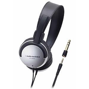 audio-technica ダイナミックヘッドホン ATH-200AV