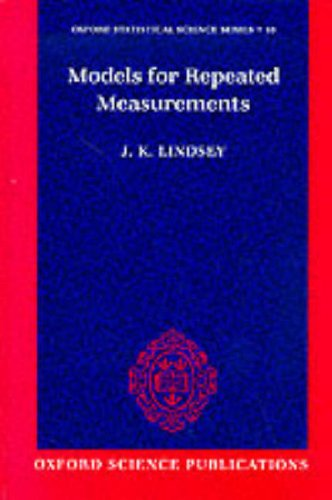 Models for Repeated Measurements (Oxford Statistical Science Series)