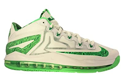 Nike Mens Air Max Lebron XI Low EASTER Basketball Shoes by Nike