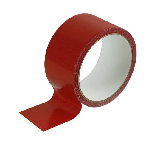 Red Duct Tape - 10 Yards - Add A Little Color - Great For Arts And Crafts