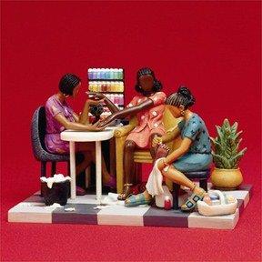 Annie Lee, Full Set Figurine