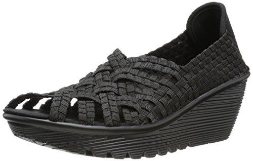 f2d51a65f2d0 Skechers Cali Women s Parallel-Basket Weave Wedge Sandal