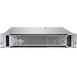 HP ProLiant DL380 G9 2U Rack Server - 2 x Intel Xeon E5-2660 v4 Tetradeca-core (14 Core) 2 GHz - 64 GB Installed DDR4 SD