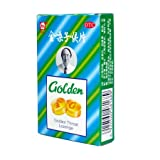 Golden Throat Lozenge Cough Drops (Jinsangzi Houpian) - 20 Drop (Pack of 1)