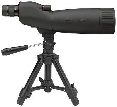 simmons scopes. simmons prosport 20-60 x 60mm waterproof/fogproof spotting scope with tripod, grey scopes