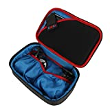 "Khanka Soft Storage Carrying Travel Case Bag for 6-7 "" inch GPS Navigation Garmin nuvi TomTom Magellan Mio"