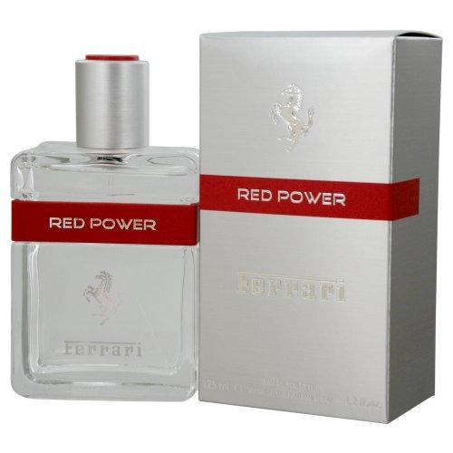 Red Power pour Homme Eau de Toilette Spray 125 ml Uomo
