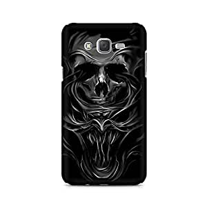 Mobicture Skull Abstract Premium Printed Case For Samsung J5 2016 Version