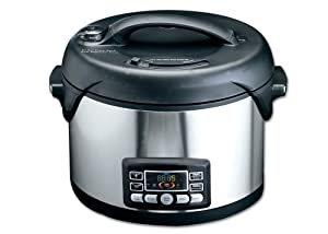 Deni 8.5 qt. Electric Pressure Cooker