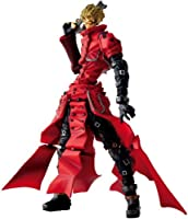 Trigun Vash the Stampede Revoltech Action Figure from Kaiyodo Jap.