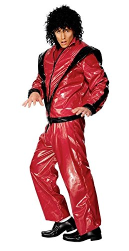 Michael Jackson Thriller Adult Deluxe Costume