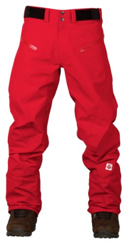 Sweet Protection Herren Pant Crusader, scorch red, XL, 125014 1011