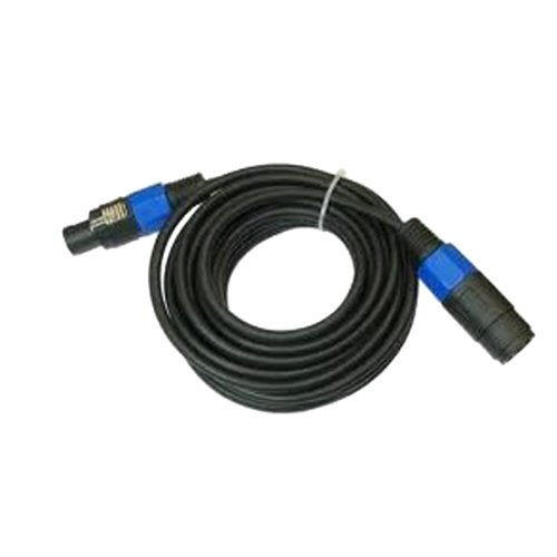 Mr. Dj Csmsf12 12-Feet Speakon Male To Speakon Female Speaker Cable