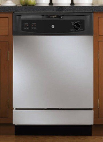 GE GSD2300RWW Full Console Dishwasher – White (GSD2300RWW)
