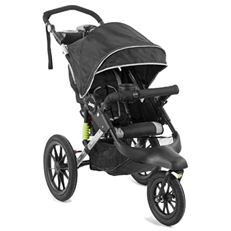 Whether you want to jog or walk, you can easily do both with the Jeep Adventure Jogging Stroller.  With a simple click, you can swivel or lock the front wheel in place. You and baby can listen to your favorite tunes with iBaby sound system. Simply at...