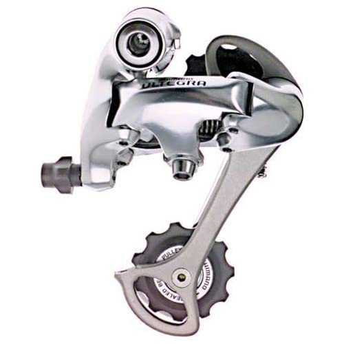 Amazon.com : Shimano Ultegra 6500 9 Speed Rear Derailleur : Rear Bike Derailleurs : Sports ...