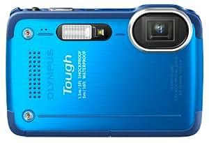 Olympus Stylus TG-630 Appareil photo numérique 12 Mpix Tout-Terrain Etanche 5m Bleu
