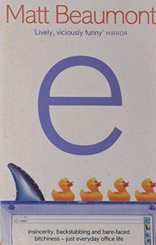 E: A Novel PDF