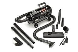Metro Vac N Blo Portable Vacuum with 4 Wheel Dolly