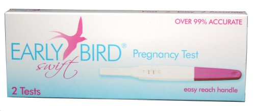 Early Bird Swift Pregnancy Test Kit 2 Tests