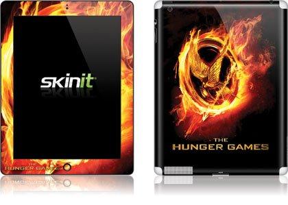 Skinit The Hunger Games Logo Vinyl Skin for Apple iPad 2